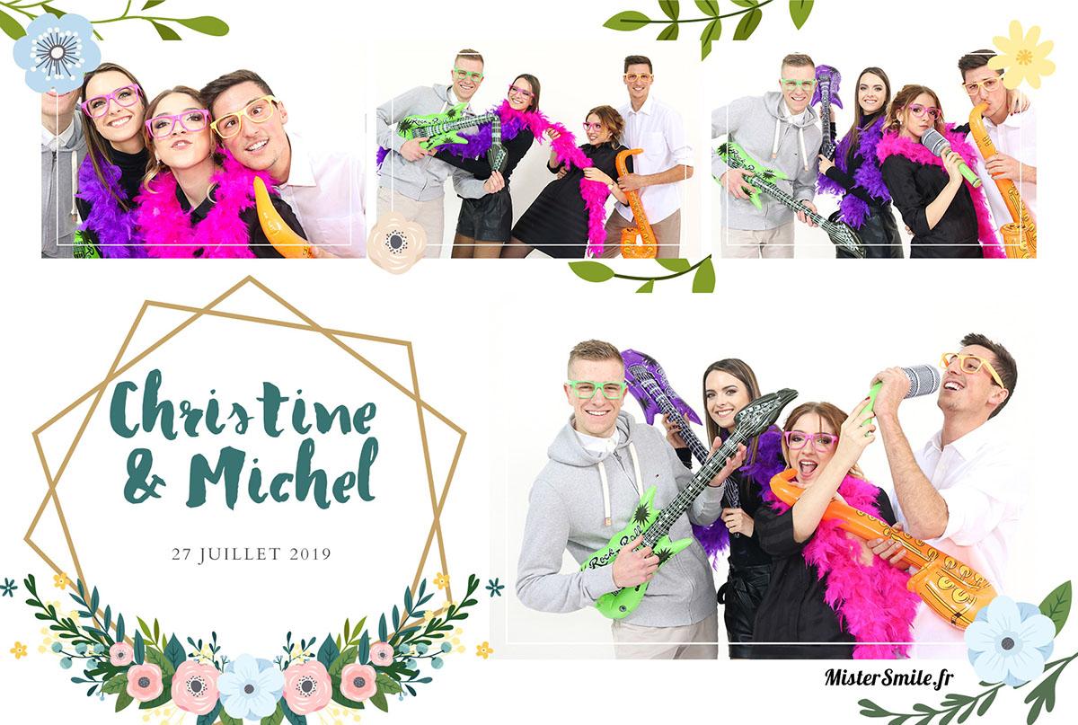 Modern Floral Demo web